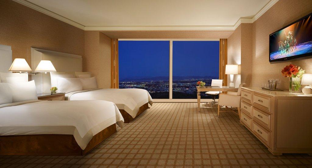 Wynn Las Vegas - Wynn - Deluxe Resort Double <br/>Image from Leonardo