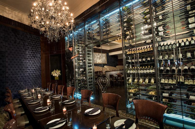 Kimberly Midtown Apartments-Empire Restaurant at The Kimberly Hotel<br/>Image from Leonardo