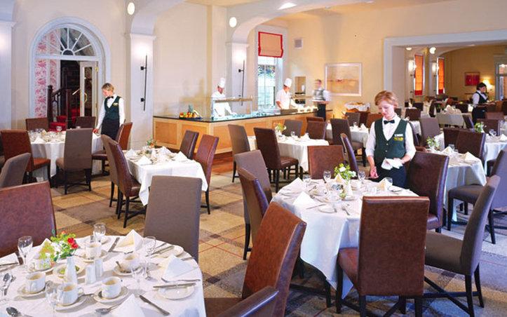 Metropole Llandrindod Hotel-Radnor & Miles Restaurant<br/>Image from Leonardo
