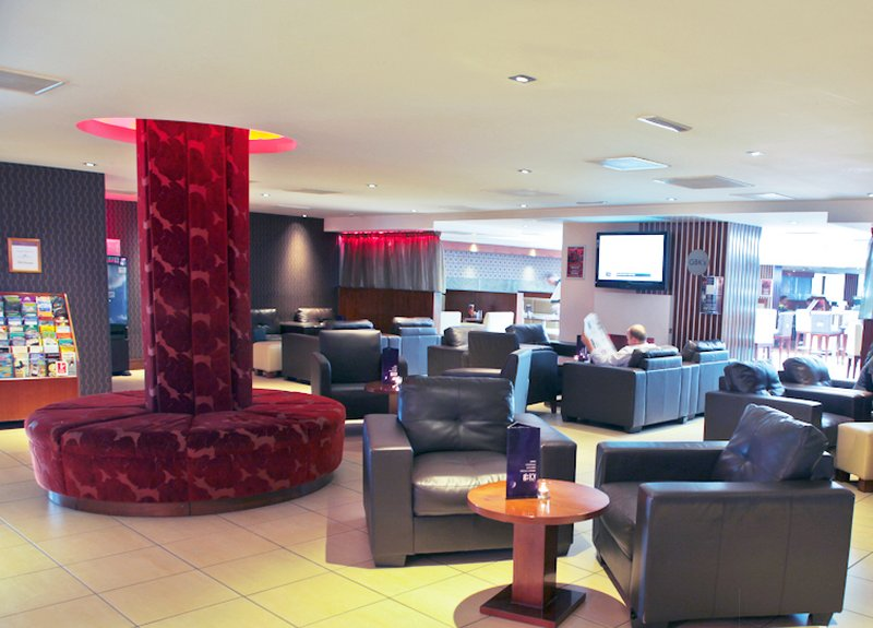George Hotel-Lobby<br/>Image from Leonardo
