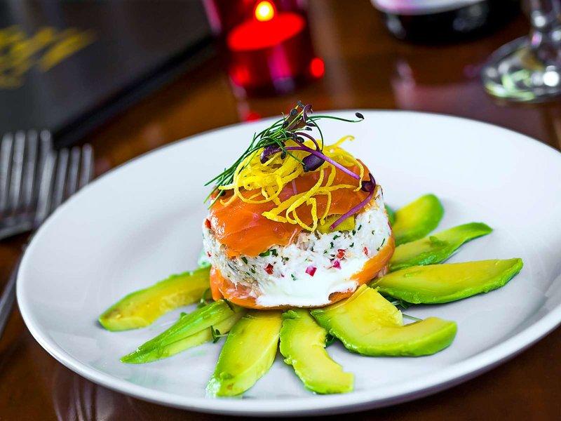 George Hotel-Food<br/>Image from Leonardo