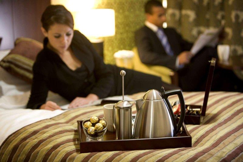 George Hotel-In room amenities<br/>Image from Leonardo