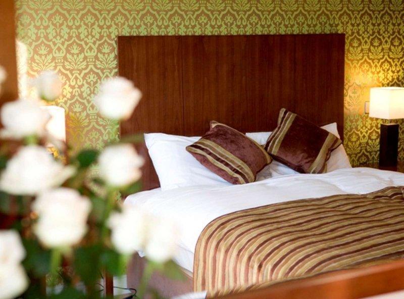 George Hotel-Guestroom<br/>Image from Leonardo