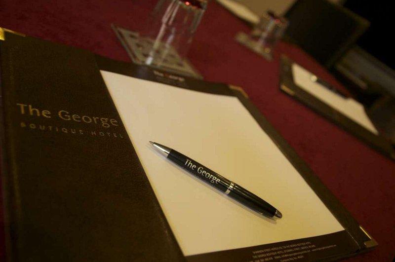 George Hotel-Meeting room<br/>Image from Leonardo