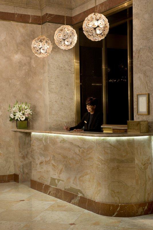 Kimberly Midtown Apartments-Kimberly Lobby Reception Desk<br/>Image from Leonardo