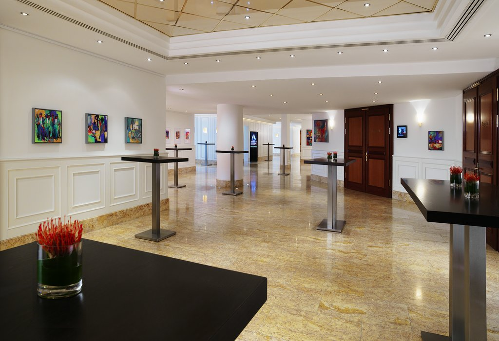 Hotel Palace Berlin - Banquet Foyer 2 Floor <br/>Image from Leonardo