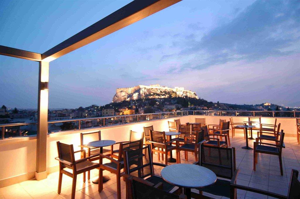 Achilleas Hotel Athens-Exterior view<br/>Image from Leonardo