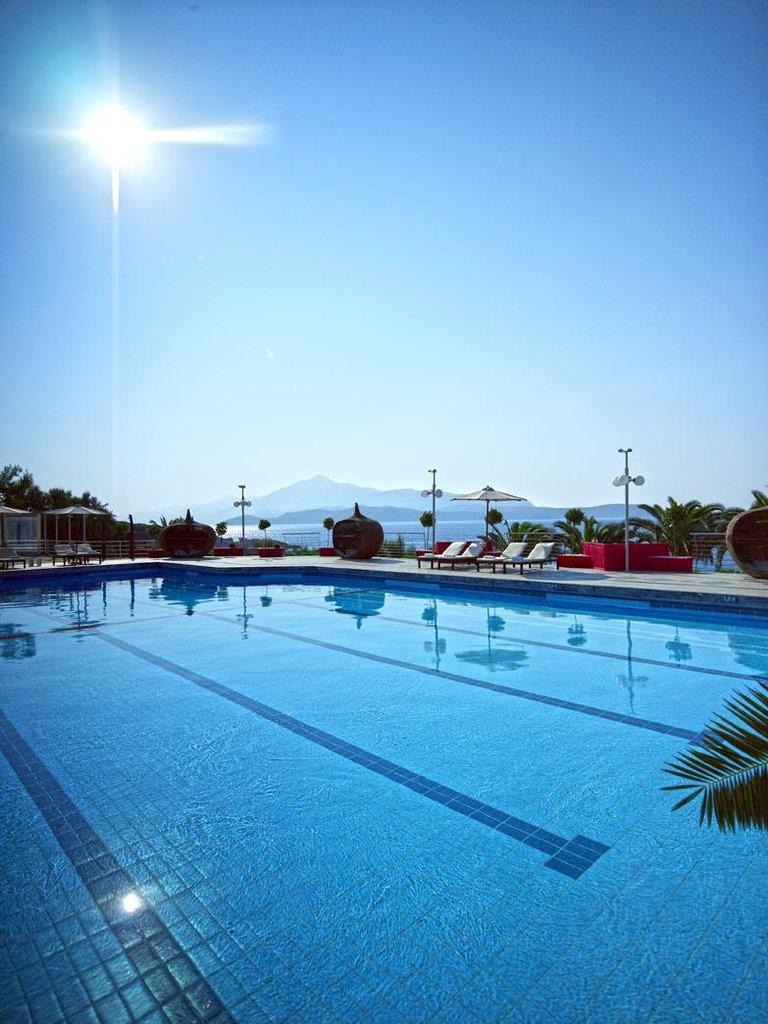 Doryssa Bay Resort-Pool view<br/>Image from Leonardo