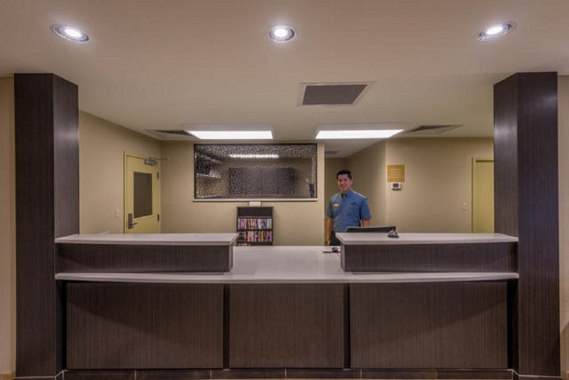 Candlewood Suites Midwest City-Front Desk<br/>Image from Leonardo