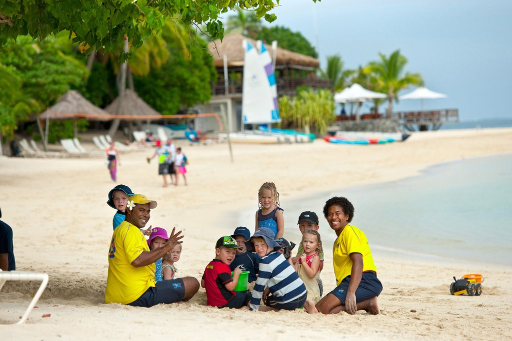 Castaway Island, Fiji-Castaway Island, Fiji - family - holiday kids6<br/>Image from Leonardo