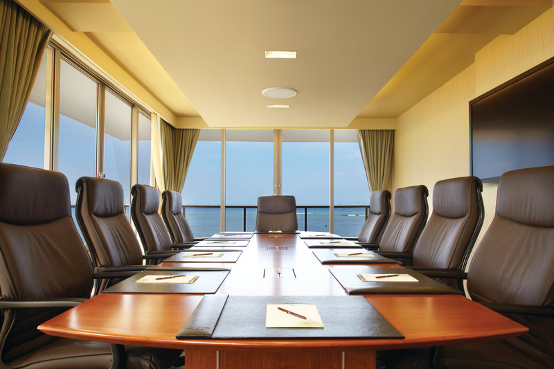Outrigger Reef Waikiki Beach Resort - Outrigger Reef Waikiki Beach Resort - interior - meetings boardroom 2 <br/>Image from Leonardo