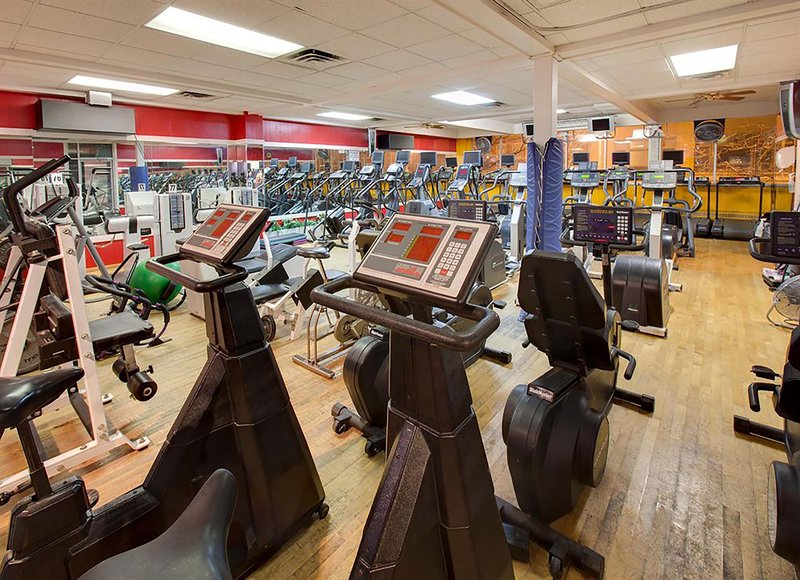 Holiday Inn Rock Island - Quad Cities-Ultimate Fitness Center<br/>Image from Leonardo
