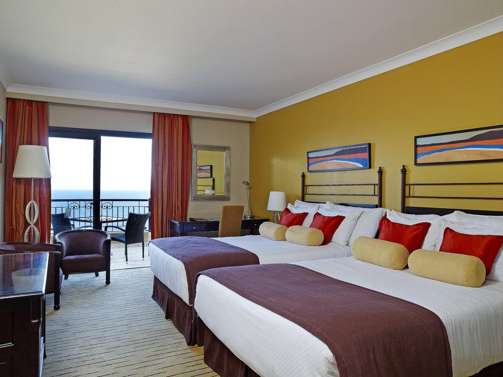 Corinthia Hotel St. George's Bay-Deluxe Seaview Family Room<br/>Image from Leonardo