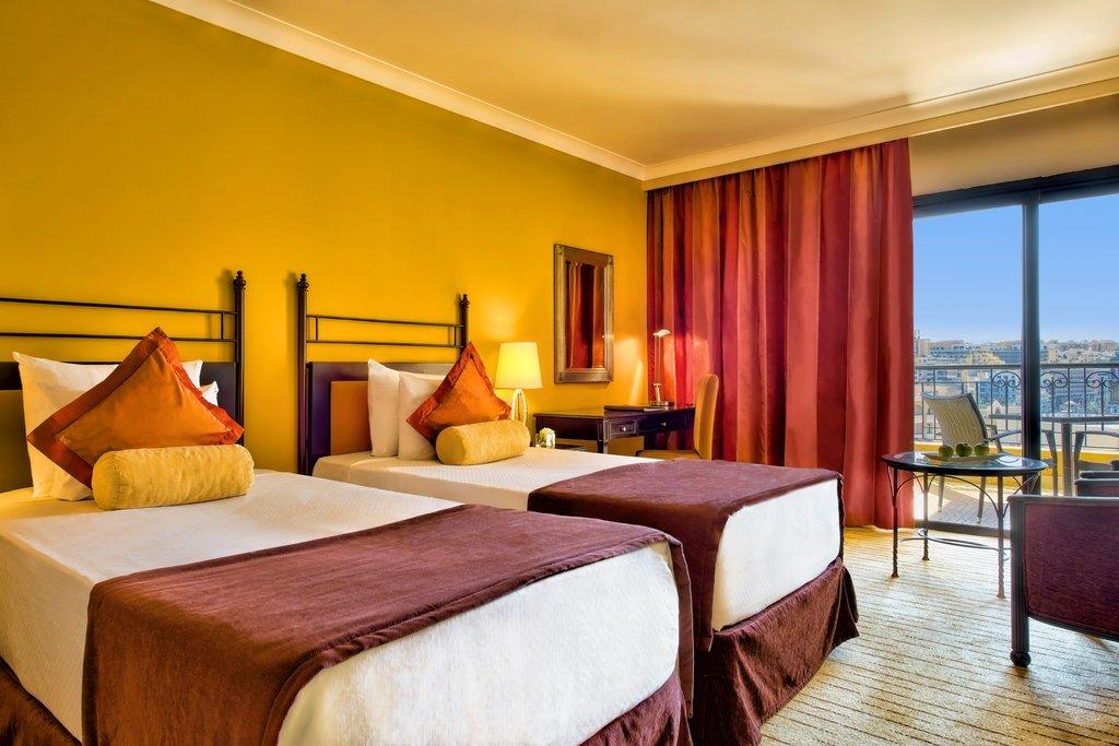Corinthia Hotel St. George's Bay-Superior Twin Room<br/>Image from Leonardo