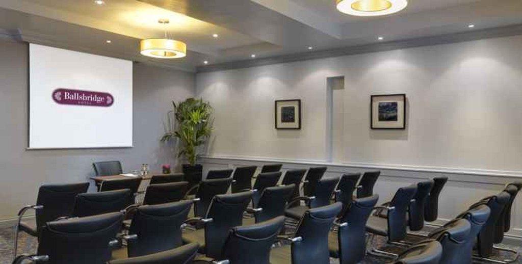 Clayton Hotel Ballsbridge - Meeting Space <br/>Image from Leonardo