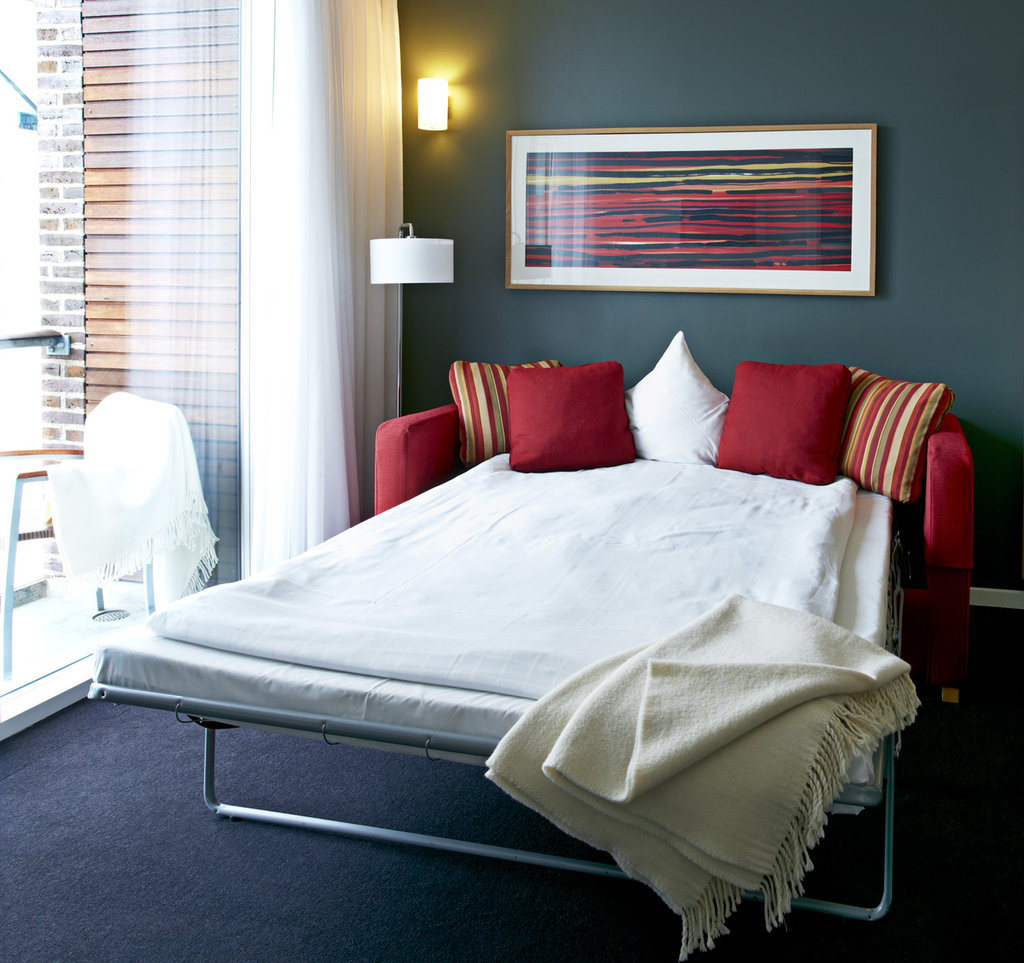 Adina Apartment-Soda bed - One Bedroom Apartment<br/>Image from Leonardo
