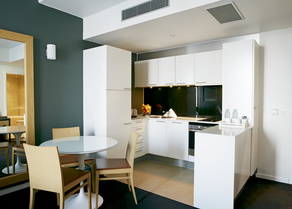 Adina Apartment Hotel Copenhagen-Fully equipped kitchen - One Bedroom Apartment<br/>Image from Leonardo