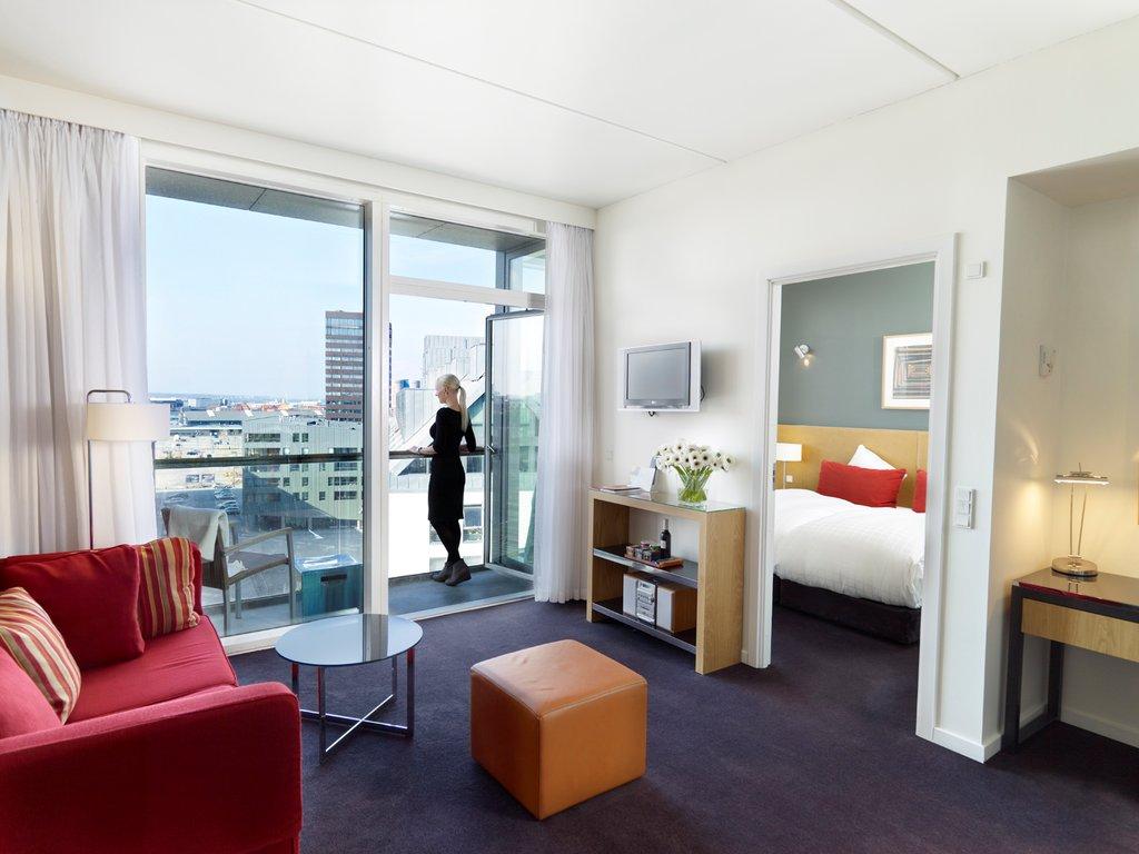 Adina Apartment-One Bedroom Apartment<br/>Image from Leonardo