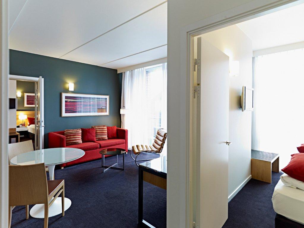 Adina Apartment-Two Bedroom Apartment<br/>Image from Leonardo