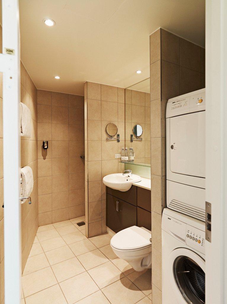 Adina Apartment-Bathroom-Two Bedroom  Apartment<br/>Image from Leonardo