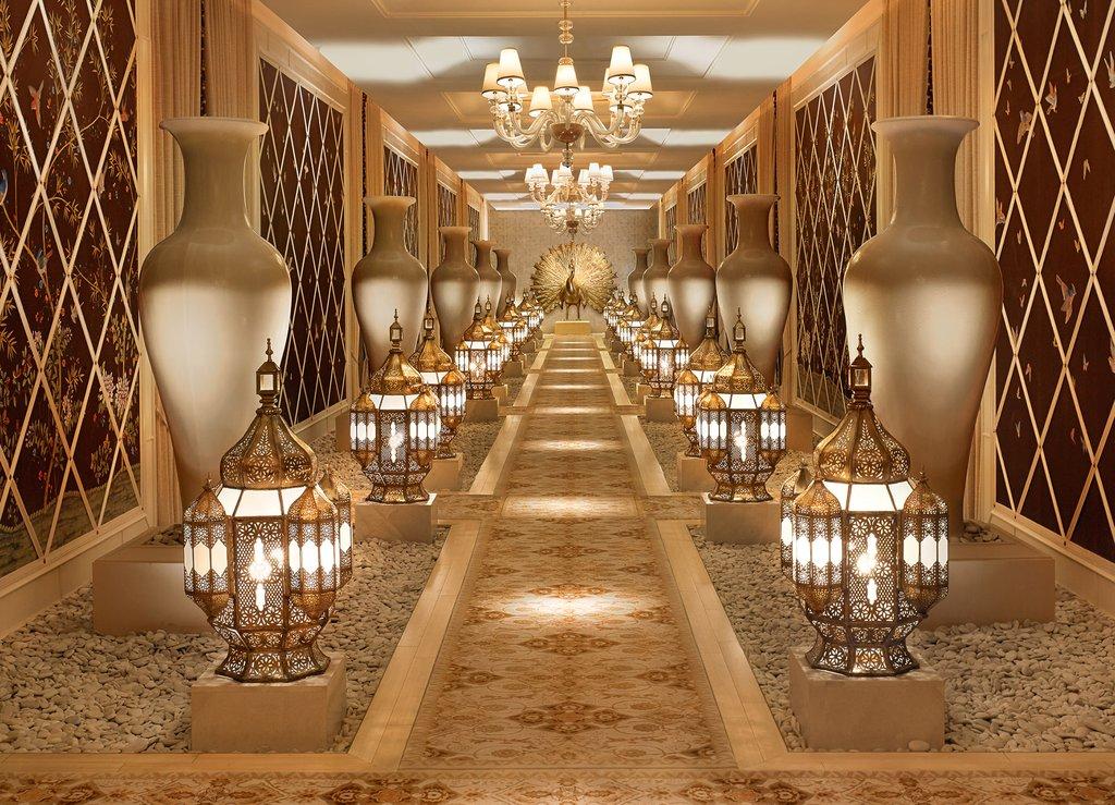 Wynn Las Vegas - Encore - Spa Hallway <br/>Image from Leonardo