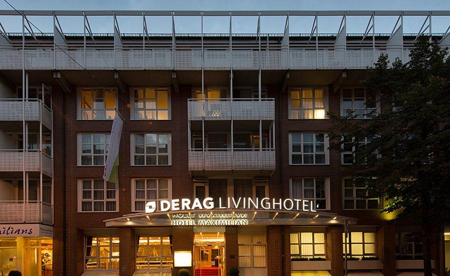 Derag Livinghotel Nrnberg-Exterior View<br/>Image from Leonardo