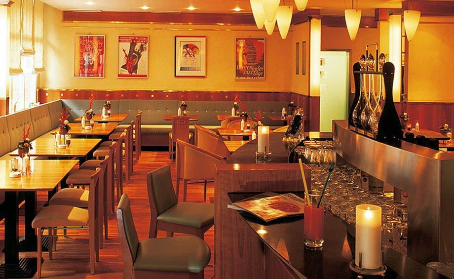 Derag Livinghotel Nrnberg-Restaurant<br/>Image from Leonardo