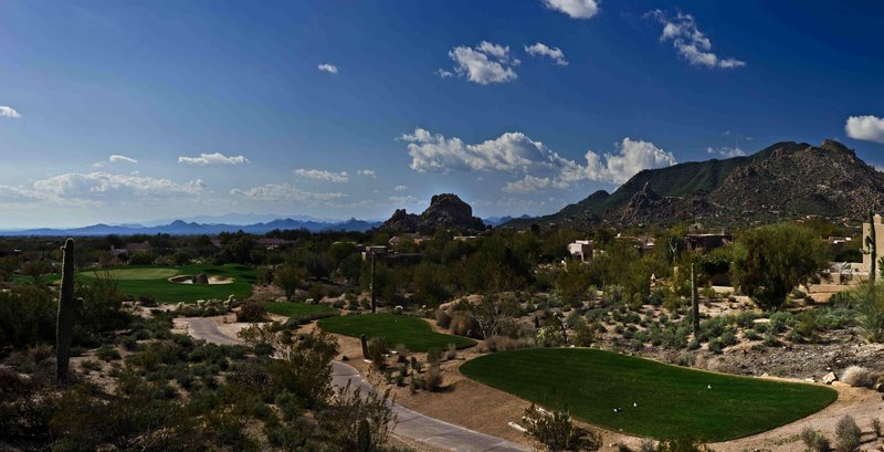 Boulders Resort & Spa, Curio Collection by Hilton-Golf Course Greens<br/>Image from Leonardo