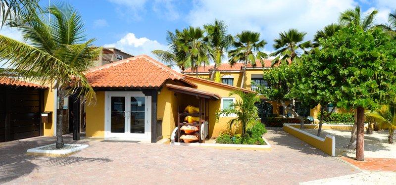 Harbour Village Beach Club-Dive Shop<br/>Image from Leonardo