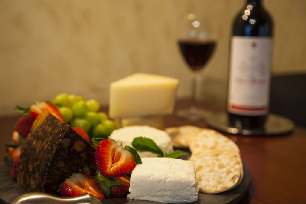 Hotel El Convento - Wine & Cheese Reception <br/>Image from Leonardo