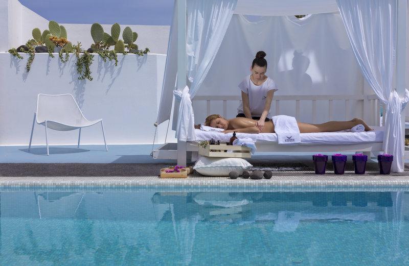 Aressana Spa Hotel & Suites-Pool Area<br/>Image from Leonardo