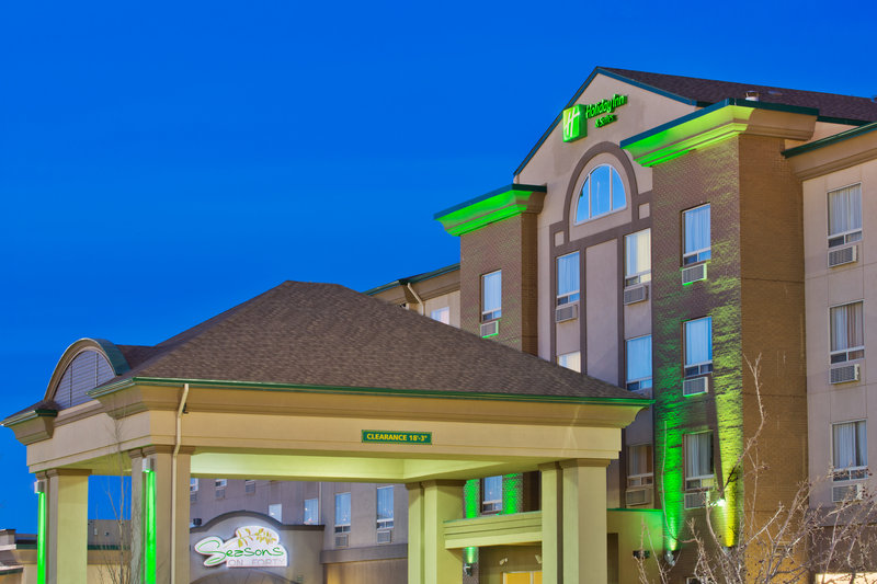 Holiday Inn Hotel & Suites Grande Prairie-Conference Ctr-Hotel Exterior<br/>Image from Leonardo