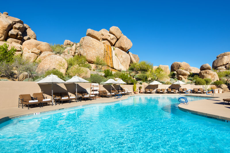 Boulders Resort & Spa, Curio Collection by Hilton-Lodge Pool at<br/>Image from Leonardo