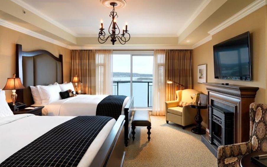 Oak Bay Beach Hotel-2 Queen Suite<br/>Image from Leonardo