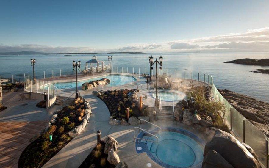 Oak Bay Beach Hotel-Pools<br/>Image from Leonardo