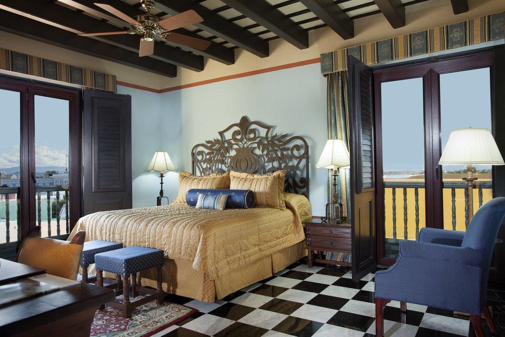 Hotel El Convento - Gloria Vanderbilt Suite <br/>Image from Leonardo