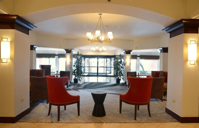 DoubleTree by Hilton Syracuse-Lobby<br/>Image from Leonardo