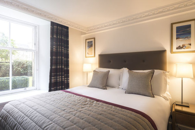 Fountain Court Royal Garden-Typical Double Bedroom<br/>Image from Leonardo
