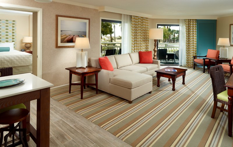 Omni Hilton Head Oceanfront Resort-Luxury First Floor Suite<br/>Image from Leonardo
