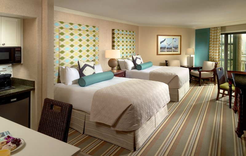 Omni Hilton Head Oceanfront Resort-Studio Suite with Queen Beds<br/>Image from Leonardo