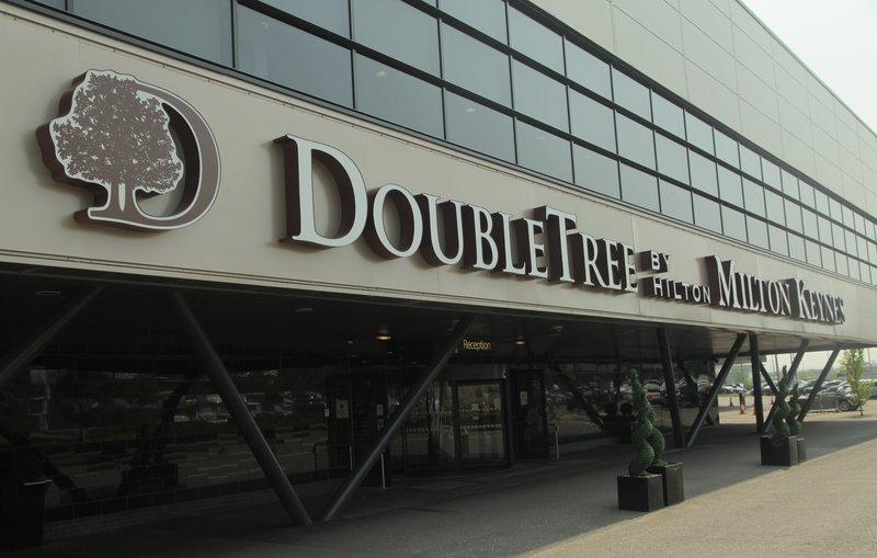 DoubleTree by Hilton Milton Keynes-Exterior Hotel<br/>Image from Leonardo