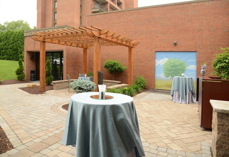 DoubleTree by Hilton Syracuse-Ballroom Terrace <br/>Image from Leonardo