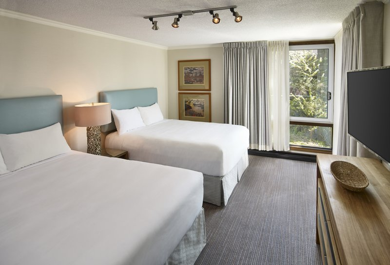 Deerhurst Resort-Large Condo Guest Bedroom (styles vary)<br/>Image from Leonardo