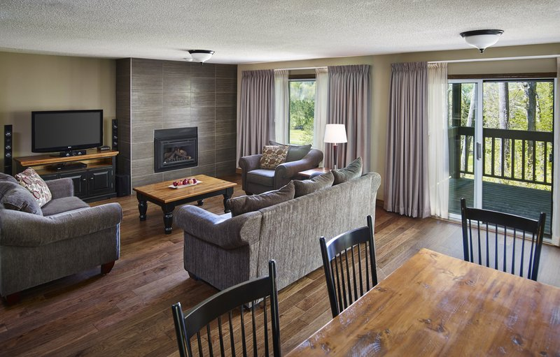 Deerhurst Resort-Large Condo Living Room (styles vary)<br/>Image from Leonardo
