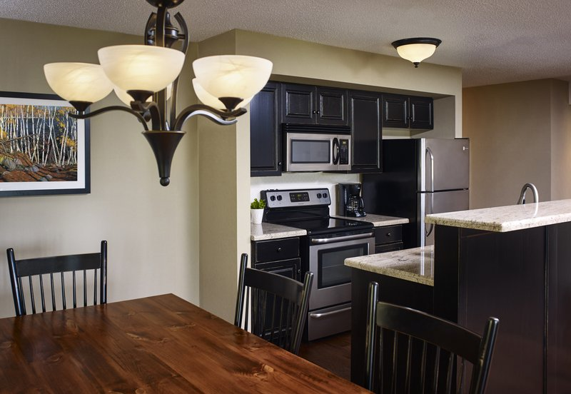 Deerhurst Resort-Large Condo Kitchen (styles vary)<br/>Image from Leonardo