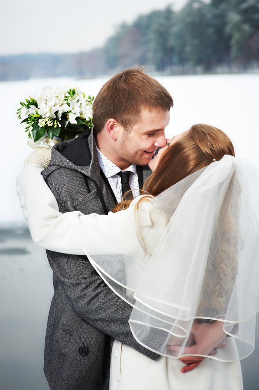 Deerhurst Resort-Winter Wedding<br/>Image from Leonardo