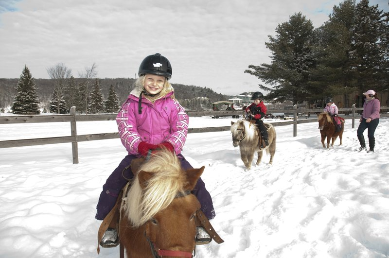 Deerhurst Resort-Stables at Deerhurst<br/>Image from Leonardo