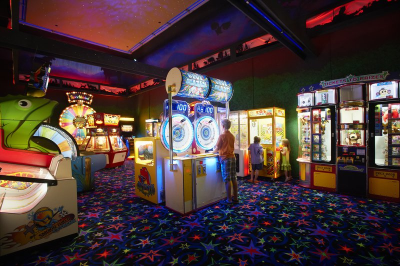 Deerhurst Resort-Arcade Room<br/>Image from Leonardo