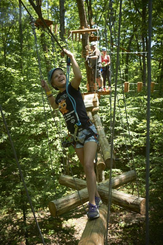 Deerhurst Resort-Treetop Trekking<br/>Image from Leonardo