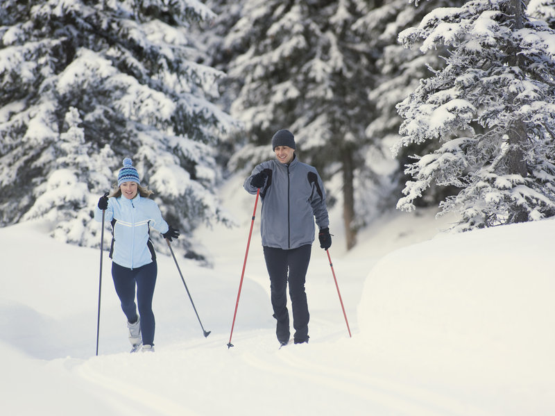 Deerhurst Resort-Cross Country Skiing<br/>Image from Leonardo